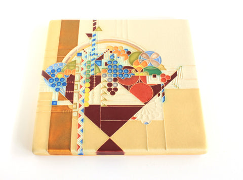 May Basket Tile