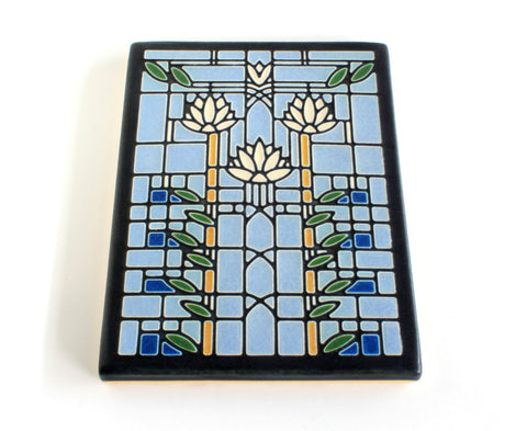 Waterlilies Tile