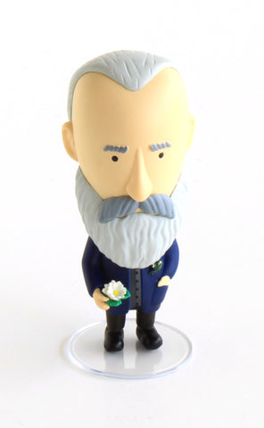 Claude Monet Figurine
