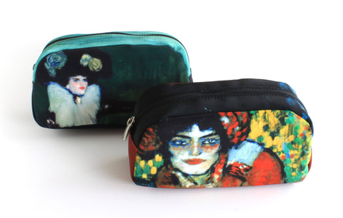 Picasso Large Toiletry Bag