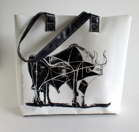 Le Taureau Shopping Bag