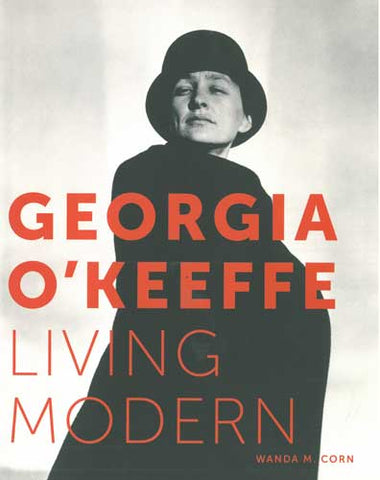 Georgia O'Keeffe Living Modern | Catalogue