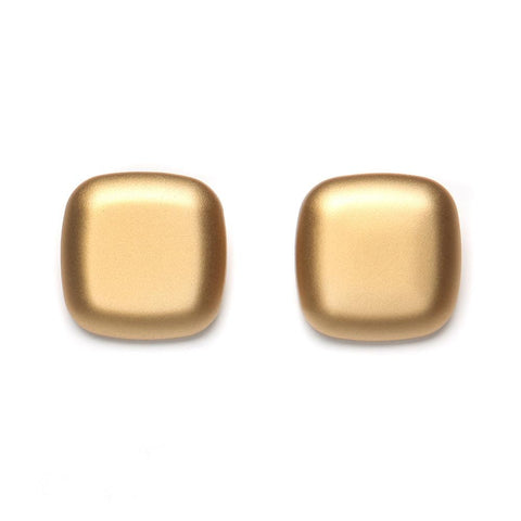 Lara Barile Clip Earrings | Gold