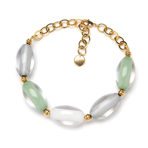 Eva Necklace Jade | PONO by Joan Goodman