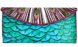 Peacock Clutch designed by Kent Stetson