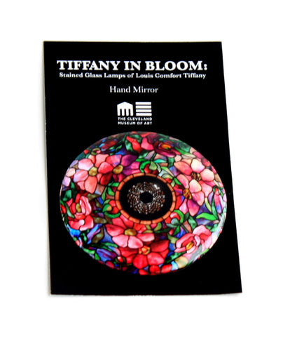Tiffany in Bloom Hand Mirror | Peony Table Lamp