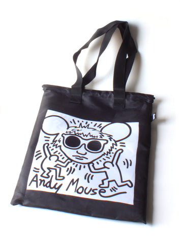 Keith Haring Andy Mouse & Untitled Duo Backpack
