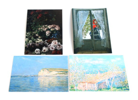 Claude Monet Boxed Notecards