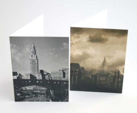 Cleveland Boxed Notecards
