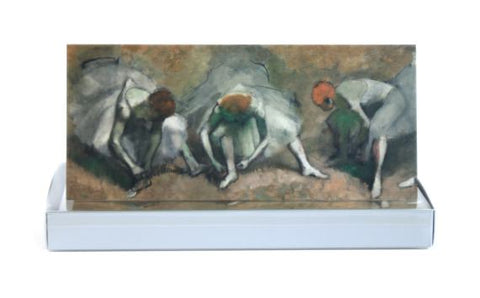 Panoramic Frieze of Dancers Boxed Notecards