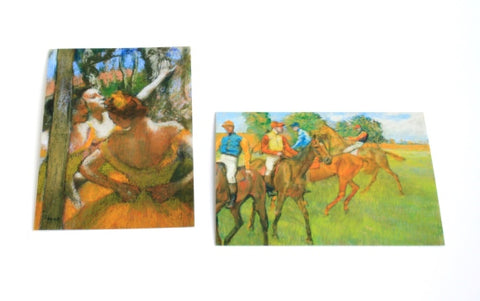 Edgar Degas Boxed Notecards