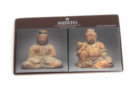 Shinto Kami Magnet Set