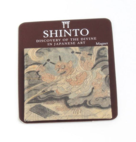 Legends of the Kitano Tenjin Shrine Magnet