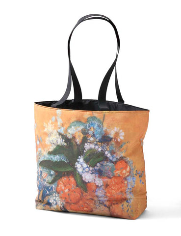 Vase of Flowers Tote
