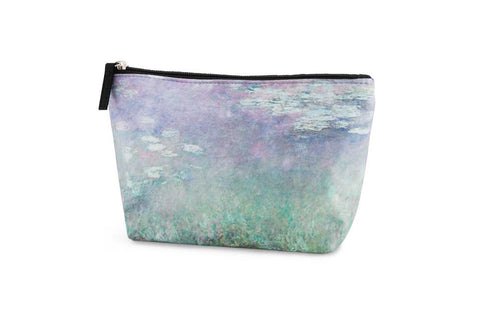 Water Lilies Cosmetic Case