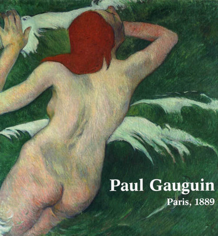 Paul Gauguin: Paris, 1889