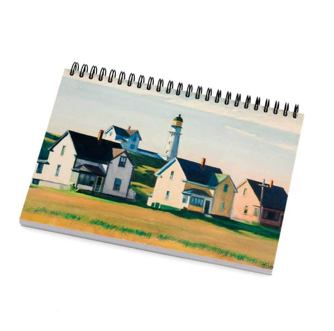 Lighthouse Village Notebook