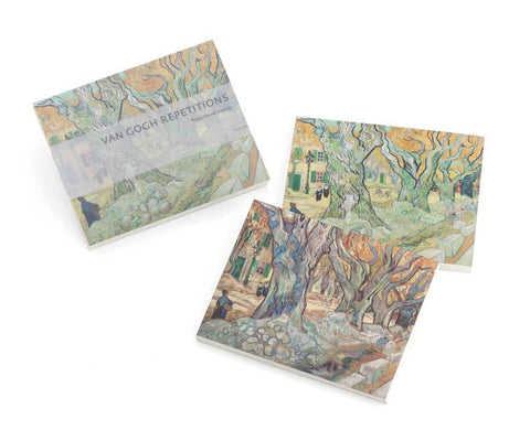 Van Gogh Repetitions Journals Set of 2
