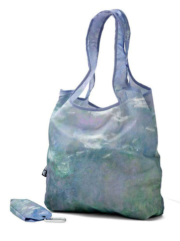 Water Lilies Eco Tote