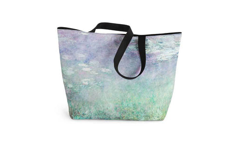 Water Lilies Tote