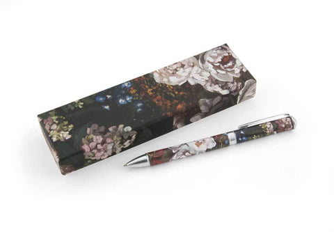 Spring Flowers Pen in Box