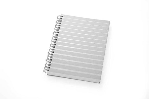 Building Stripes Spiral-bound Journal