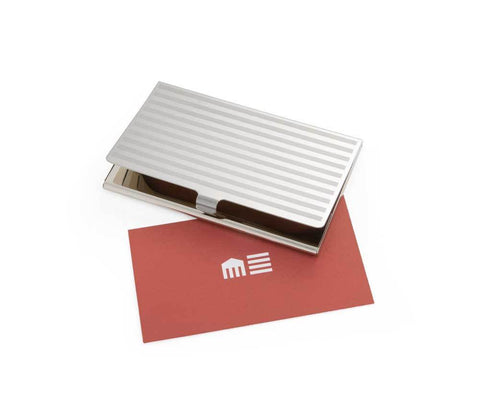 CMA Stripe Card Case