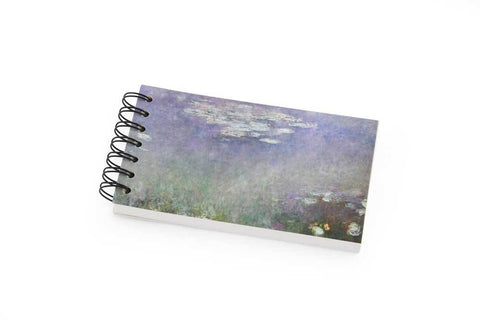 Water Lilies Cotton Sketchbook