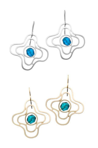 Soul Disc Earrings