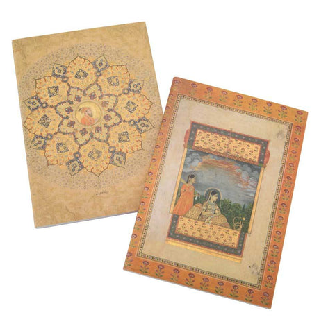 Mughal Journal Set of Two