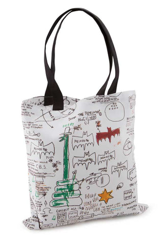 Basquiat Untitled (Pyramid) Tote