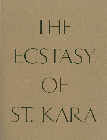 Ecstasy of Saint Kara Walker Catalogue