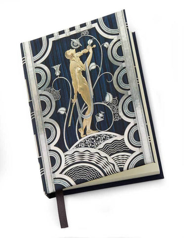 Muse with Violin Screen Journal