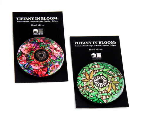 Tiffany in Bloom Hand Mirrors