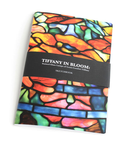 Tiffany In Bloom: Sketchbook