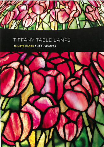 Tiffany Table Lamps Boxed Note Cards