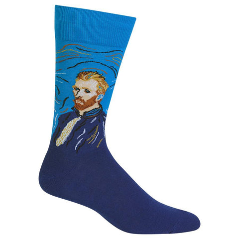 Van Gogh Self Portrait | Men's Socks