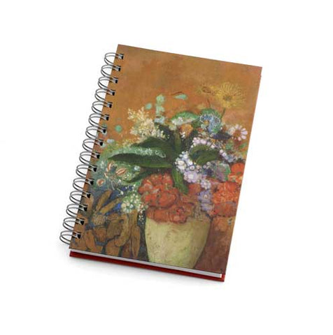 Vase of Flowers Journal