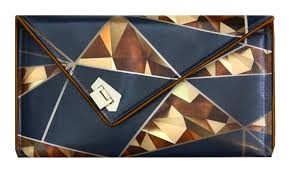 Deco Luxe Clutch