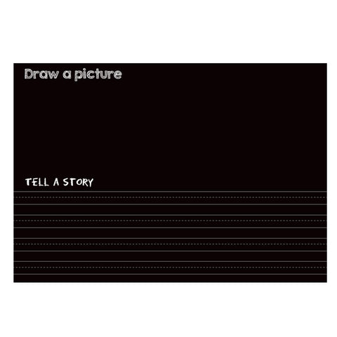Reversible Draw and Write Chalkboard Placemat