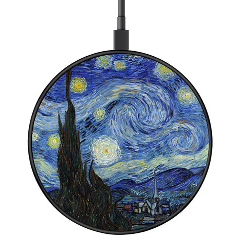 Starry Night Wireless Charging Disk