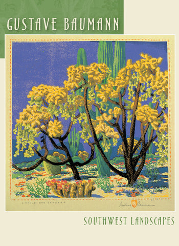 Gustave Baumann: Southwest Landscapes Boxed Notecards