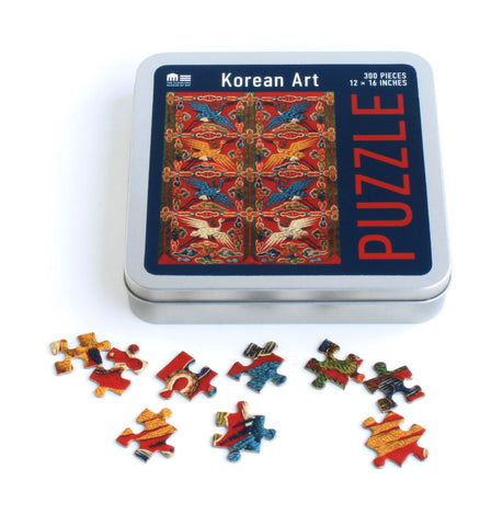Korean Art Puzzle