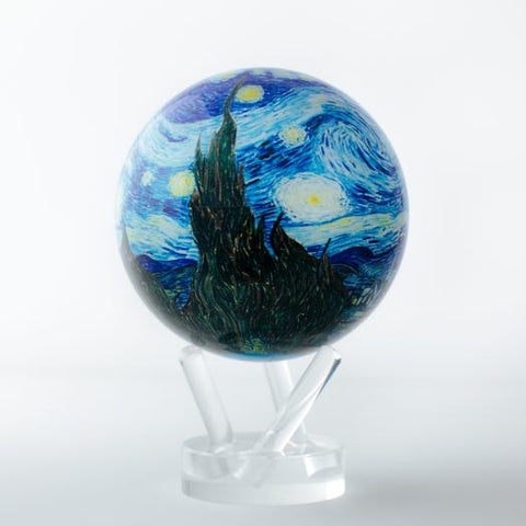 Van Gogh Starry Night Mova Globe