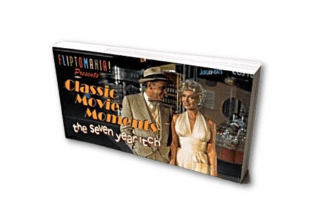 Marilyn Monroe Fliptomania Flipbook | Seven Year Itch