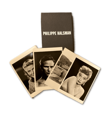 Philippe Halsman Boxed Postcards