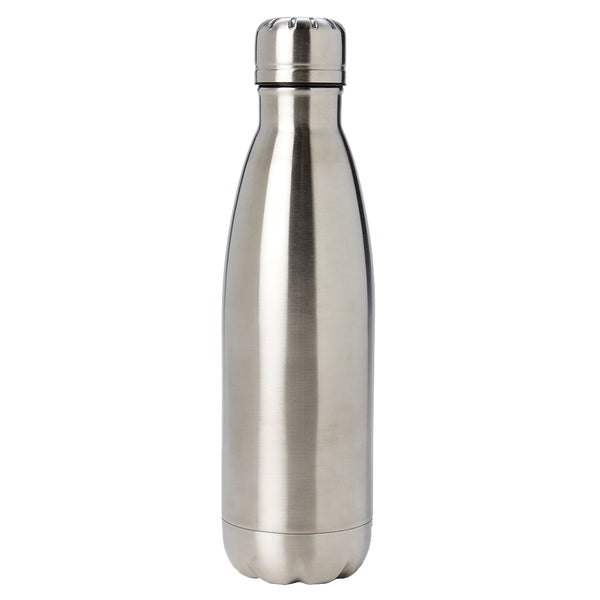 PURE Drinkware 17 oz Bottle - Stainless Steel - PURE Drinkware