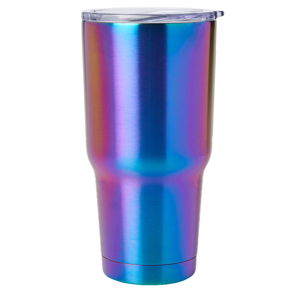 PURE Drinkware 30 oz Tumbler - Blue Metallic - PURE Drinkware