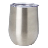 PURE Drinkware 10 oz Stemless Wine Glass - Stainless Steel - PURE Drinkware
