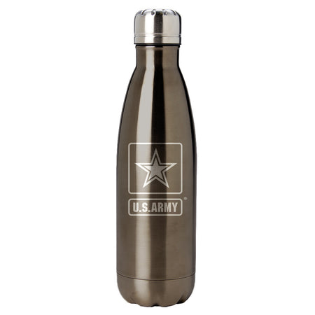 PURE Drinkware 17 oz Bottle - Coast Guard (Candy Blush)